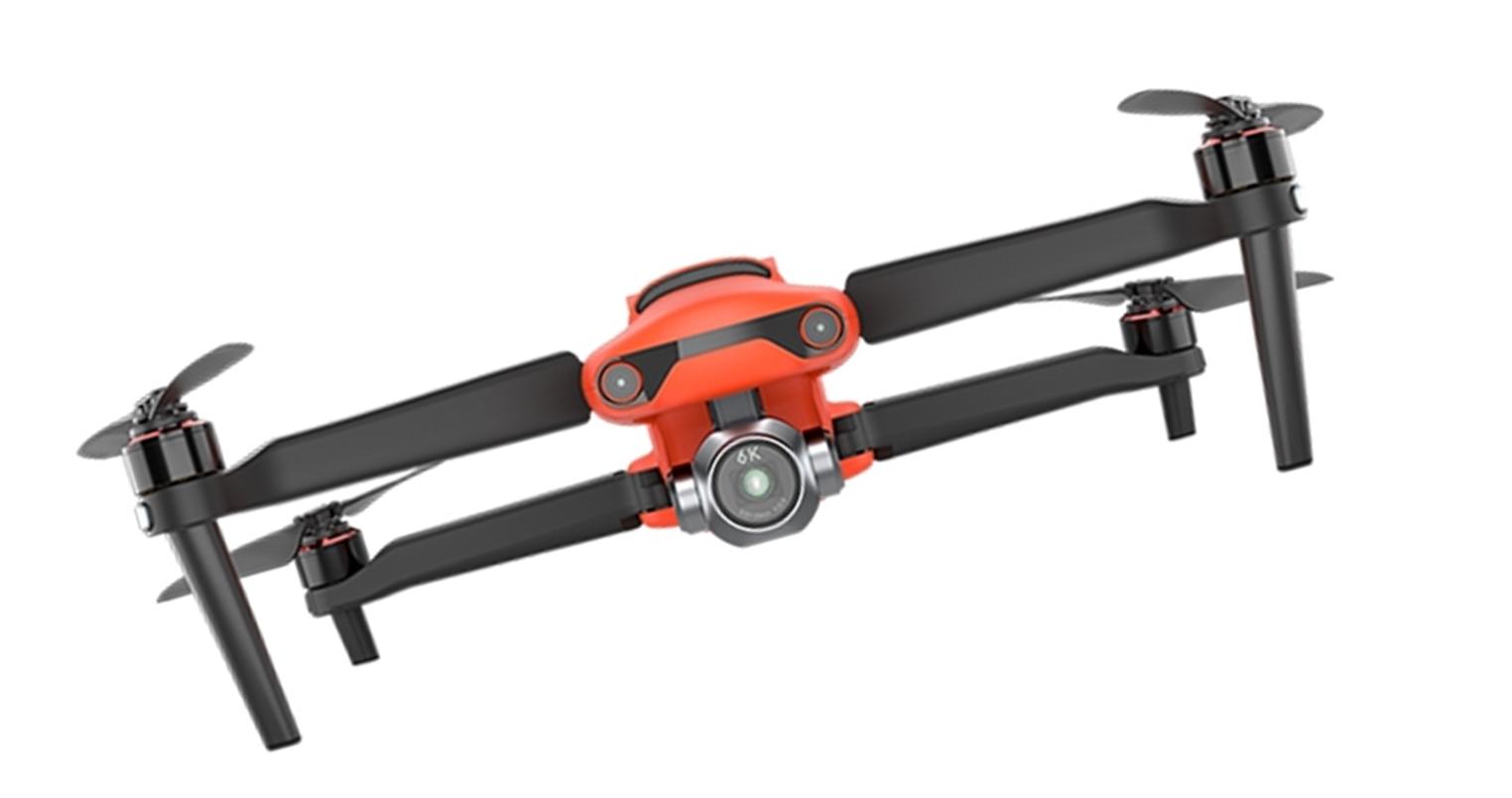 Trabajos con drones en Melilla Autel Evo 2 pro
